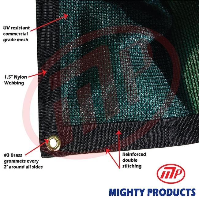 Shop Xtarps Size 16 Ft X 30 Ft Premium 90 Shade Cloth Shade